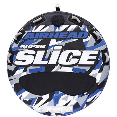 9. Airhead Super Slice 3-Rider Towable Tube