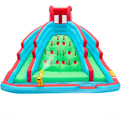 7. Sunny & Fun Inflatable Water Slide