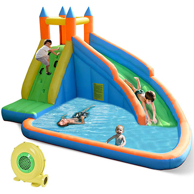 6. Costzon Inflatable Water Pool