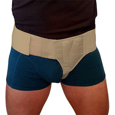 7. Hernia Gear Left Side Inguinal Hernia Groin Belt
