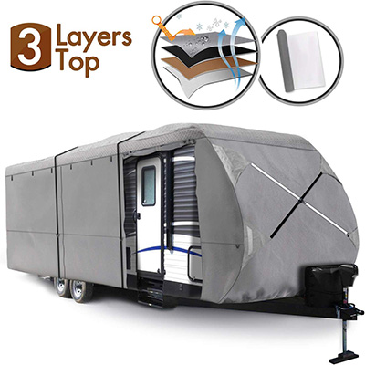 9. XGEAR Travel Trailer Cover