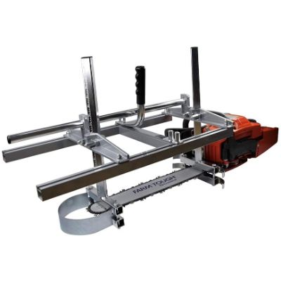 2. Farmertec Portable Chainsaw mill