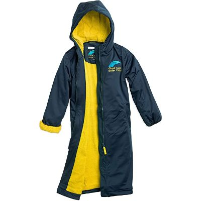 9. Great Aussie Swim Parkas Extra Long Unisex Adult & Youth