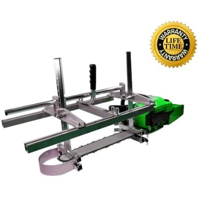 9. imony Portable Chainsaw mill