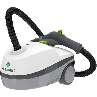 7. Steamfast SF-370 Steam Cleaner Canister, White