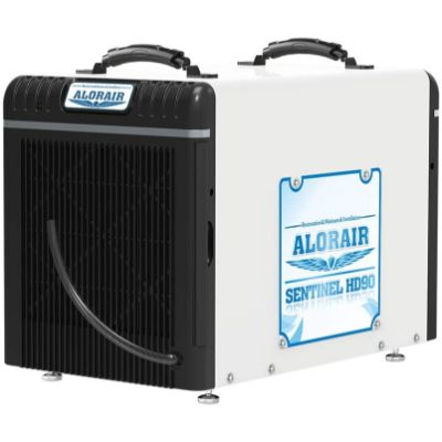 6. AlorAir HGV Defrosting System Basement/Crawl Space Dehumidifiers