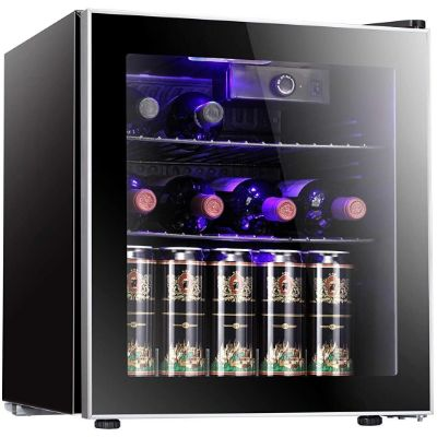 2. Antarctic Star 18 Bottle Wine Cooler